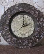 Часики декупаж под старину (2)