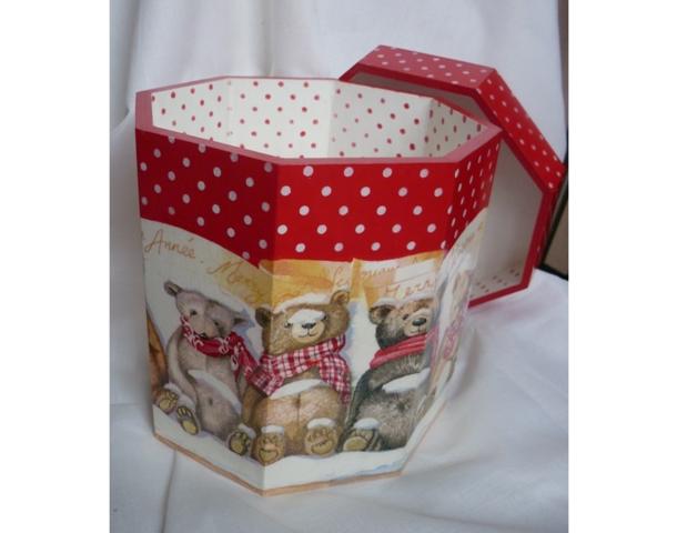 Новогодняя коробочка (2)
