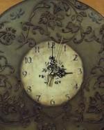 Объемный трафарет часы 1 (2)