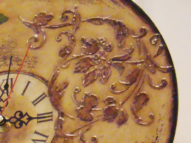 Объемный трафарет часы 2 (3)
