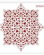 R_7 Розетка арабская