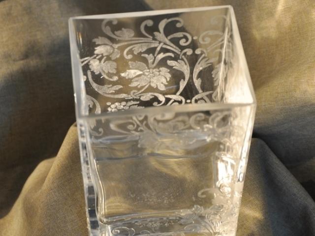 Вазон стеклянная паста (4)