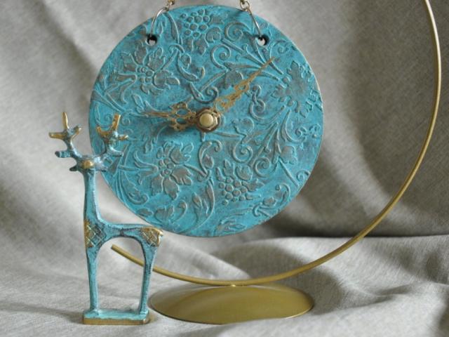 часы бронза (3)