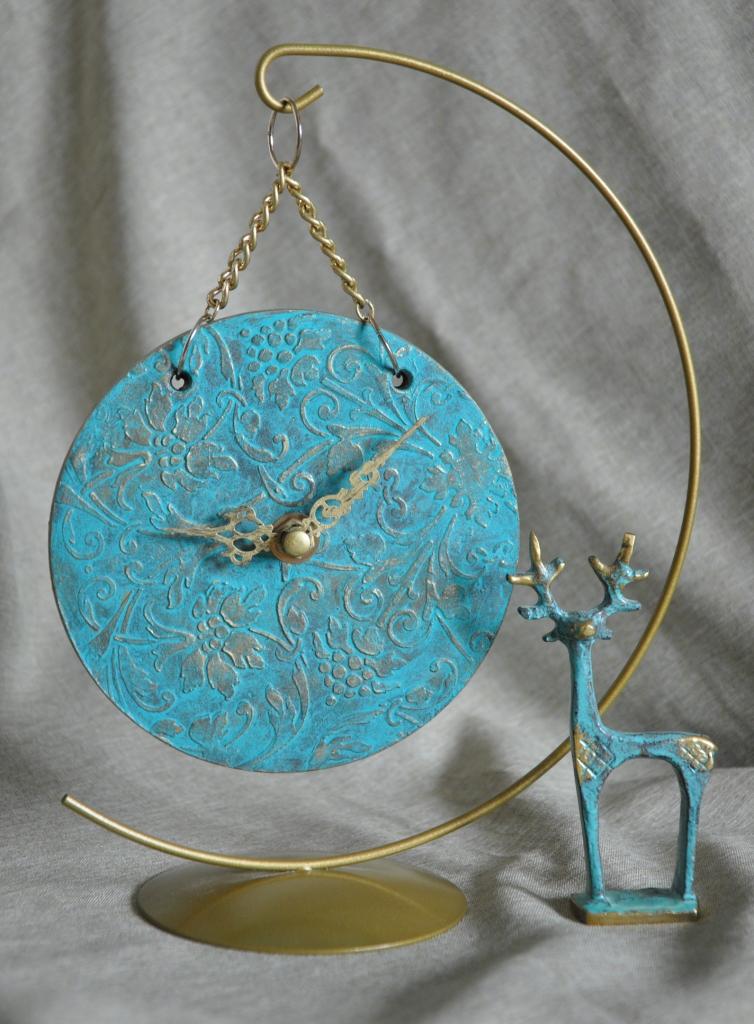 часы бронза (4)